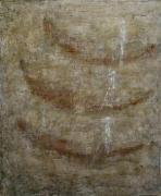 tableau paysages venise les gondoles : Les trois Gondoles