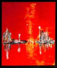 Reflets en Mer Rouge