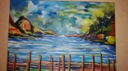 painting paysages : paysage