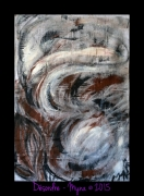 autres abstrait lin : desordre