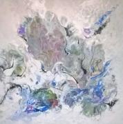 tableau abstrait : Tableau N° 2