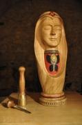sculpture personnages : Brigitte