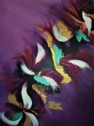 tableau fleurs herault montpellier fleur : guirlande