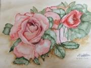 autres fleurs : rose