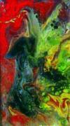 tableau abstrait : L'humanité