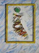 tableau nus nu 3d : Amphytrite