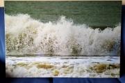 photo marine vagues mer ocean ecume : Bouillon