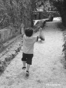 photo personnages enfant pan parc : Enfants - A la poursuite du pan