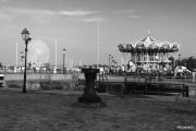 photo villes honfleur port manege normandie : Honfleur ..Et si on se projetait il y a quelques décennies