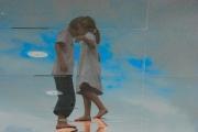 photo autres reflets danse couleur : Danseurs dans le mirroir