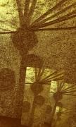 photo abstrait moulin helice vent energie : éoliennes