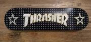 deco design autres thrasher skate rock posca : THRASHER STAR