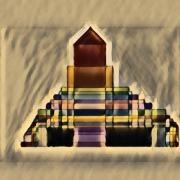 art numerique architecture sienne pyramide couleur are numerique : Sienne 20