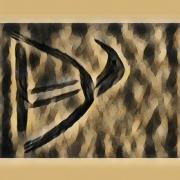 art numerique animaux sienne oiseaux couleur art numerique : Sienne 30