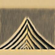 art numerique paysages sienne montagne couleur art numerique : Sienne 28