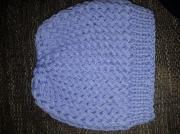 art textile mode autres bonnet tricoter main adulte : Bonnet