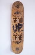 deco design autres skate grandir plante up : Up