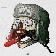 art numerique personnages crane aviateur cigare rock : Russian 2