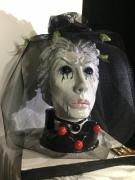 sculpture personnages personnage femme chagrin esprit : Eléanor