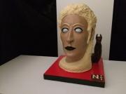 sculpture personnages personnage psychologie supraconscient analyse : Christiane