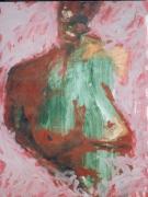 tableau nus nu acrylique : nu 1