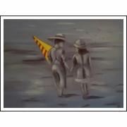 tableau nostalgie marine enfants : Nostalgie de l'enfance