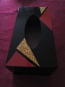 artisanat dart architecture boite mouchoirs : Boîte à mouchoirs