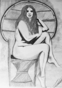 tableau nus femme sensualite art abordable : Suprême...