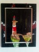 tableau marine phare espace maison : Phare du confins