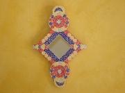 artisanat dart autres mosaique miroir orient emaux : miroir orient en mosaique