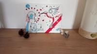 colibri et pissenlit