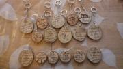 bois marqueterie autres amour saint valentin porte clefs citation : Saint Valentin