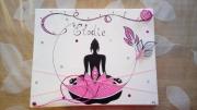 deco design personnages bouddha porte bijoux tableau nature : bouddha