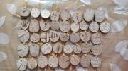 bois marqueterie autres noel sapin decoration pyrogravure : noël