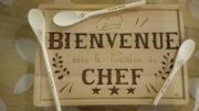 bois marqueterie autres cuisine planche chef cuilleres : cuisine