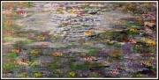 tableau paysages : En revenant de chez Monet