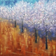 tableau paysages spring tableau abstract spring abstract and nonfig home decor : painting *Spring* Livraison gratuite